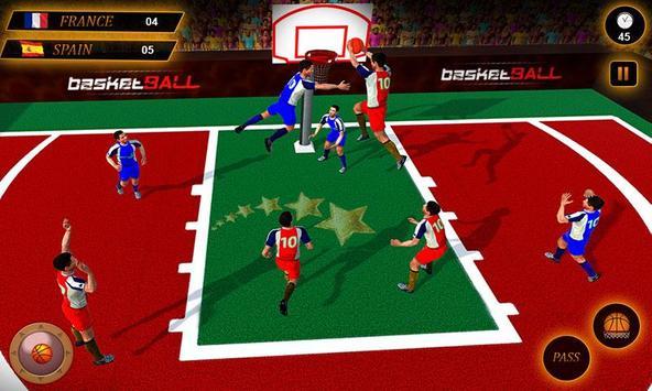 Fanatical Star Basketball Mania: Real Dunk Master screenshot 1