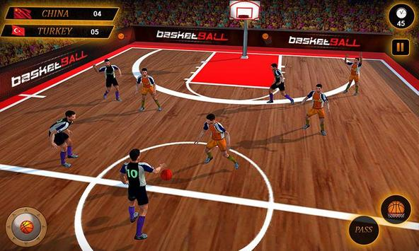 Fanatical Star Basketball Mania: Real Dunk Master screenshot 2