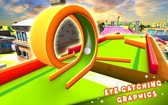 Mini Golf Club Stars 3D: City Crazy Miniature King screenshot 13