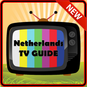 Netherlands TV GUIDE icon