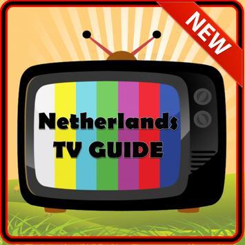 Netherlands TV GUIDE poster