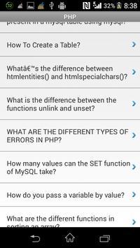 PHP Interview Q&A screenshot 2