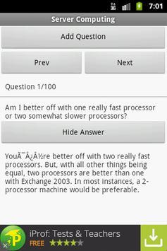 Server Computing Interview Q&A screenshot 4