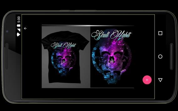 T-shirt - T-shirt Design screenshot 3