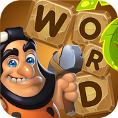 Word Connect - Stone Age icon