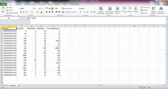 La Cuenta apk screenshot