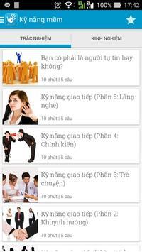 Ky nang mem: soft skill poster