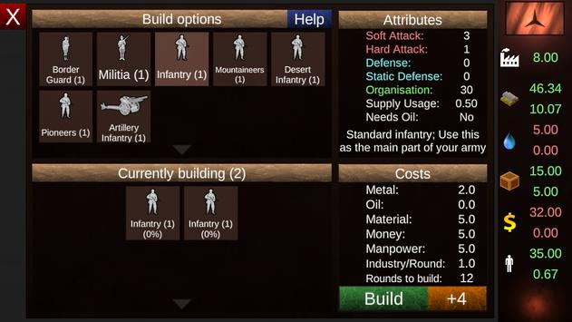 Nations in Combat Lite apk screenshot