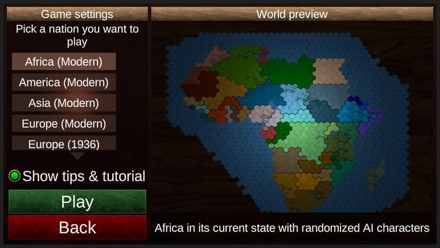 Nations in Combat Lite screenshot 6