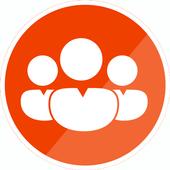 chat group مساعد دردشة جماعية icon