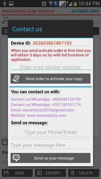 chat group مساعد دردشة جماعية screenshot 6