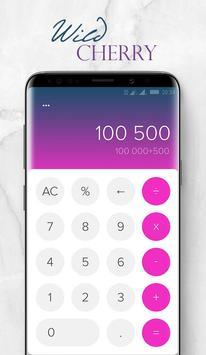 Stylish Calculator screenshot 1