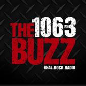 106.3 The Buzz - Real. Rock. Radio (KBZS) icon