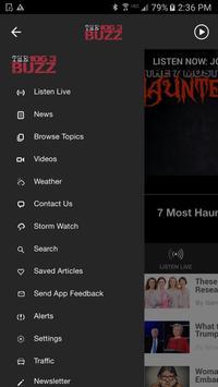 106.3 The Buzz - Real. Rock. Radio (KBZS) apk screenshot