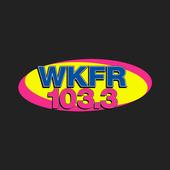 103.3 WKFR - Today's Best Music icon