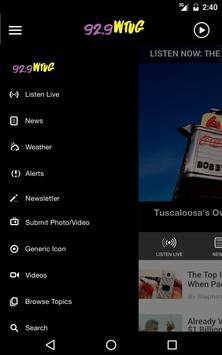WTUG 92.9 FM screenshot 8