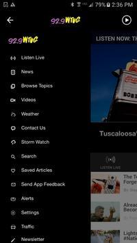 WTUG 92.9 FM screenshot 3