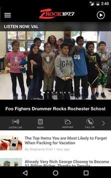 Z-Rock Radio - The Rock of Rochester - (KDZZ) apk screenshot