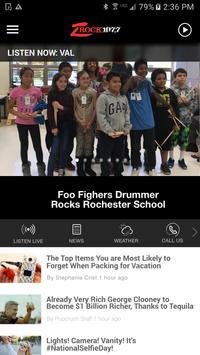 Z-Rock Radio - The Rock of Rochester - (KDZZ) poster