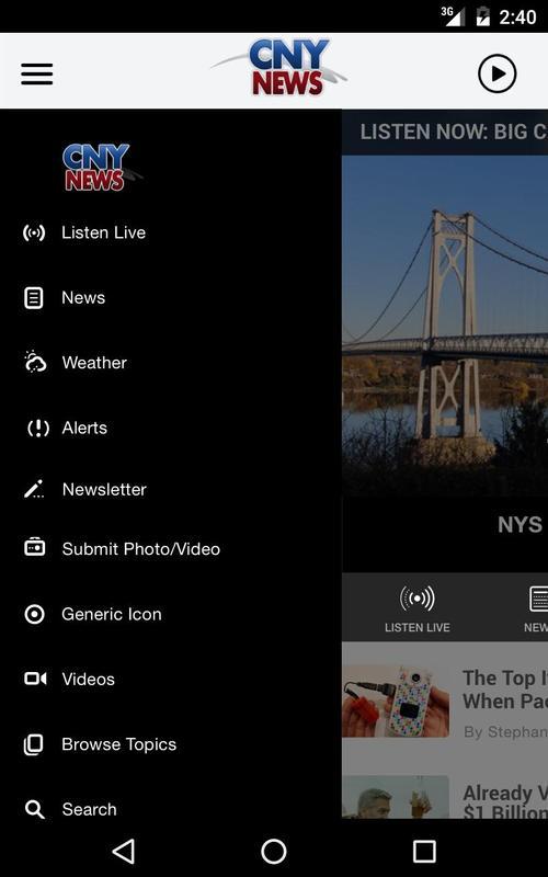 Cny News Screenshot 8