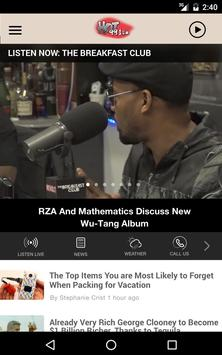 Hot 99.1 screenshot 10