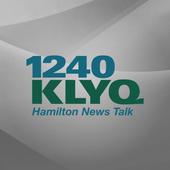 1240 KLYQ - Hamilton News Talk icon