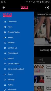 107.3 PopCrush - Lawton's #1 Hit Music KVRW apk screenshot