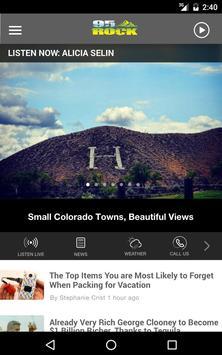 95 Rock - Grand Junction Rock Radio (KKNN) apk screenshot