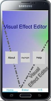 Visual Effect Editor poster