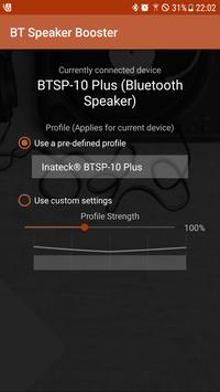 Bluetooth Speaker Booster screenshot 1