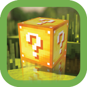 Lucky Gold Blocks Mod Free icon