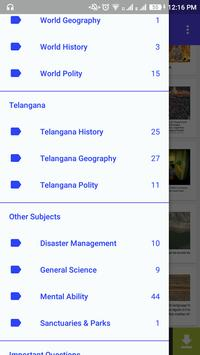 TSLPRB Exam Preparation apk screenshot