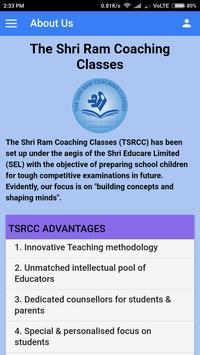 TSRCC poster