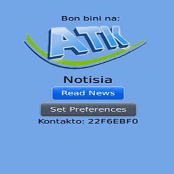ATK News apk screenshot