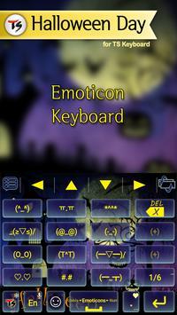 Halloween Day Skin for TS Keyboard apk screenshot