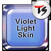 ikon Violet light for TS Keyboard