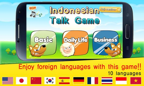 TS Indonesian Game poster