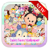 Tsum Tsum Wallpaper icon