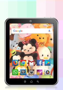 Tsum Tsum Wallpaper screenshot 3