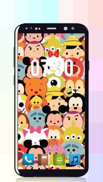 Tsum Tsum Wallpaper screenshot 12