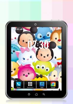 Tsum Tsum Wallpaper screenshot 2