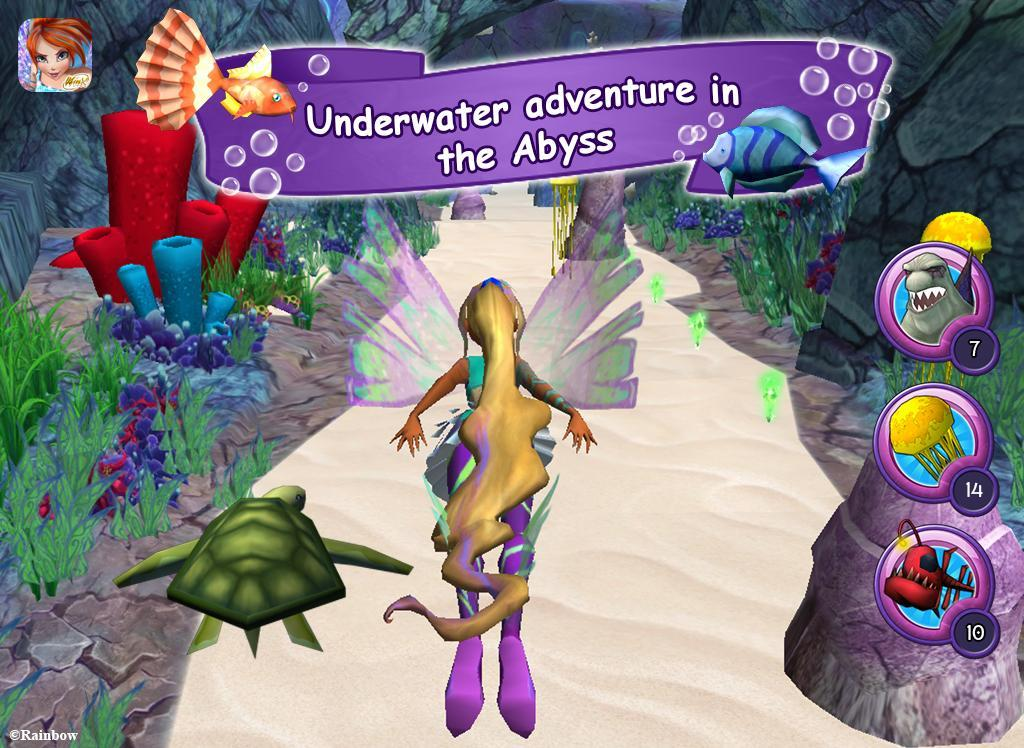 Winx Club Mystery of the Abyss for Android - APK Download