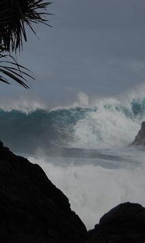 Tsunami Wallpaper screenshot 2