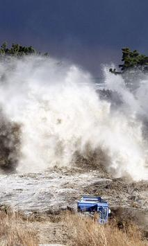 Tsunami Wallpaper screenshot 4