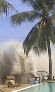 Tsunami Wallpaper screenshot 5
