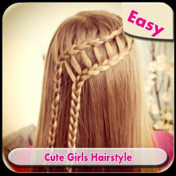 Cute Girls Hairstyles screenshot 6