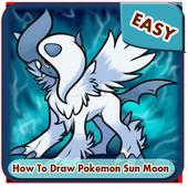 How To Draw Easy Pokemon Sun icon