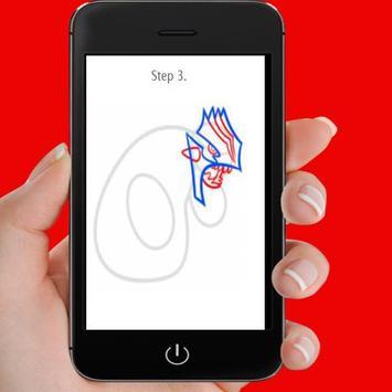 How To Draw Easy Pokemon Sun screenshot 3