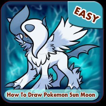 How To Draw Easy Pokemon Sun screenshot 9