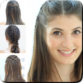 Beautiful Hairstyles by Step icon
